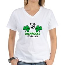 Rub My Shamrocks 1 Shirt