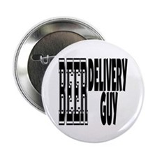Beer Delivery Guy Button
