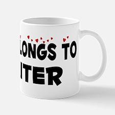 Belongs To A Waiter Mug
