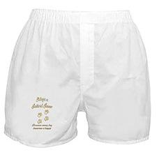 Racer Adopt Gold Boxer Shorts