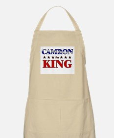 CAMRON for king BBQ Apron