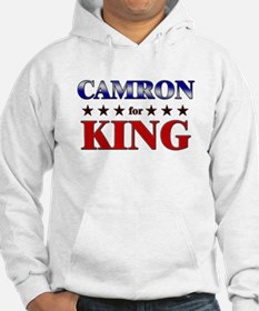 CAMRON for king Hoodie
