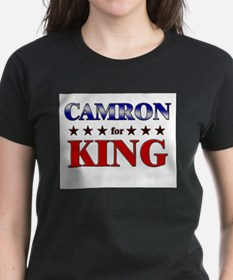CAMRON for king Tee