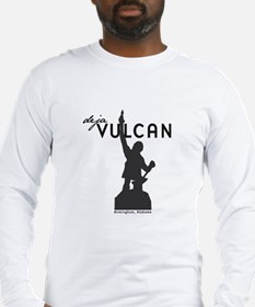 Unique Birmingham Long Sleeve T-Shirt