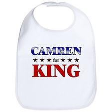 CAMREN for king Bib