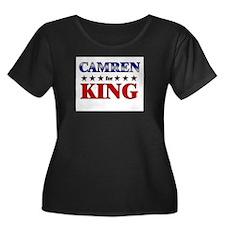 CAMREN for king T