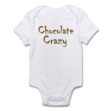 Chocolate Crazy Infant Bodysuit