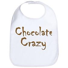 Chocolate Crazy Bib