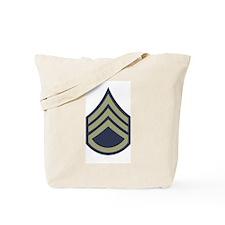 Staff Sergeant Tote Bag 2