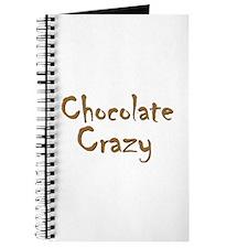 Chocolate Crazy Journal