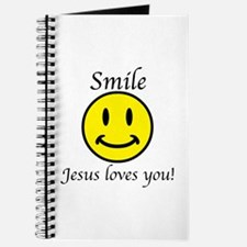 Smile Jesus Journal