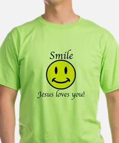 Smile Jesus T-Shirt