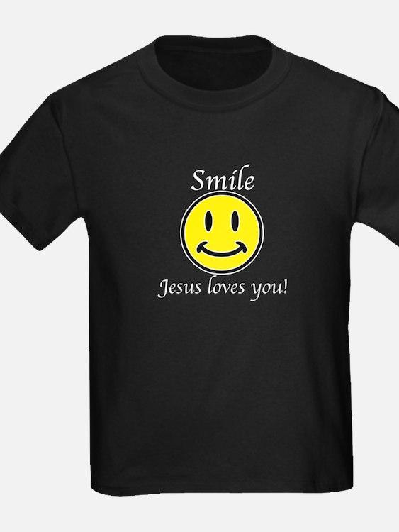 Smile Jesus T