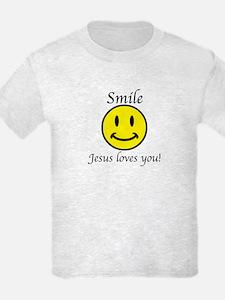 Smile Jesus T-Shirt