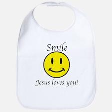Smile Jesus Bib