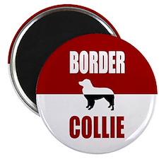 Border Collie Magnet