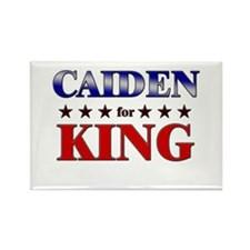 CAIDEN for king Rectangle Magnet