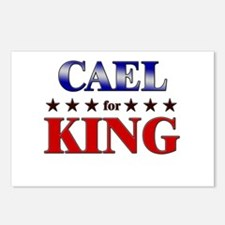 CAEL for king Postcards (Package of 8)