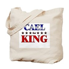CAEL for king Tote Bag
