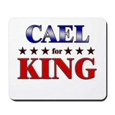 CAEL for king Mousepad