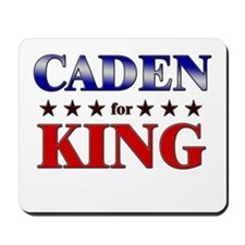 CADEN for king Mousepad