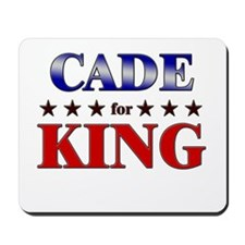 CADE for king Mousepad