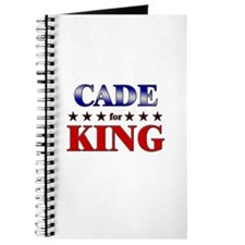 CADE for king Journal