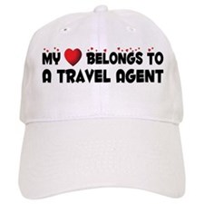 Belongs To A Travel Agent Baseball Cap