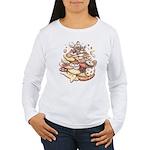 Cookie Lover Women's Long Sleeve T-Shirt