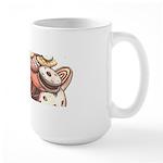 Cookie Lover Large Mug Cookie Art Coffee Cup
