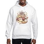 Cookie Lover Hooded Sweatshirt / Cookie Hoodie