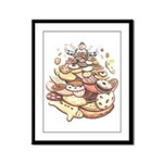 Cookie Lover Framed Print Cookie Art Prints