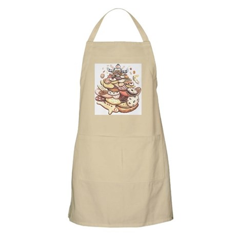 Cookie Lover BBQ Apron & Kitchen Gifts