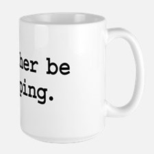 i'd rather be shopping. Mug
