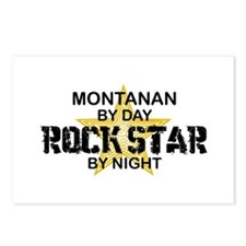 Montanan Rock Star Postcards (Package of 8)