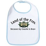Land of the Free, Coastie Bib
