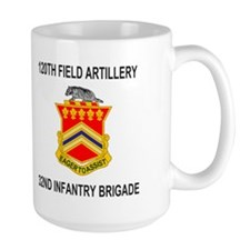 120th Field Artillery <BR>15 Ounce Mug