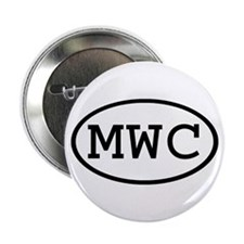 "MWC Oval 2.25"" Button"