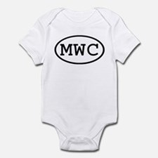MWC Oval Infant Bodysuit