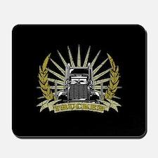 Trucker Gifts Mousepad