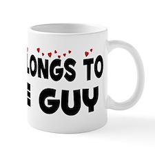 Belongs To A Tire Guy Mug