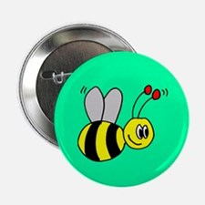 Bumble Bees Button