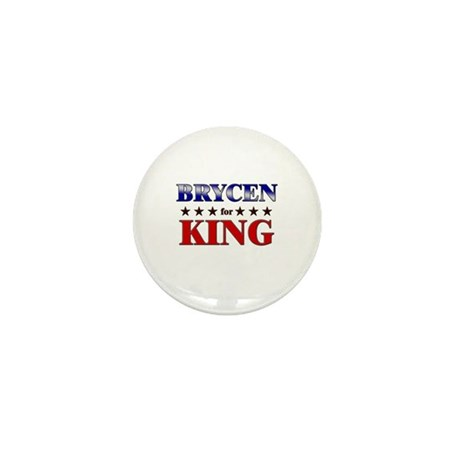 BRYCEN for king Mini Button (10 pack)