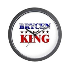 BRYCEN for king Wall Clock