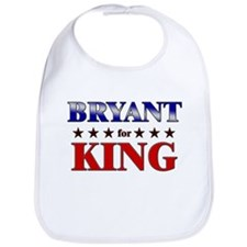 BRYANT for king Bib