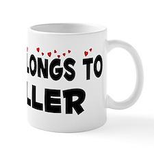 Belongs To A Teller Mug