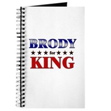 BRODY for king Journal