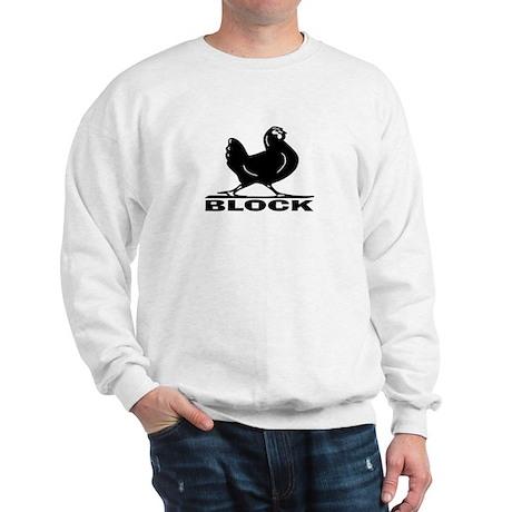 COCK BLOCK Sweatshirt