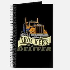 Truckers Deliver 1 Journal
