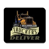 Truckers Mouse Pads
